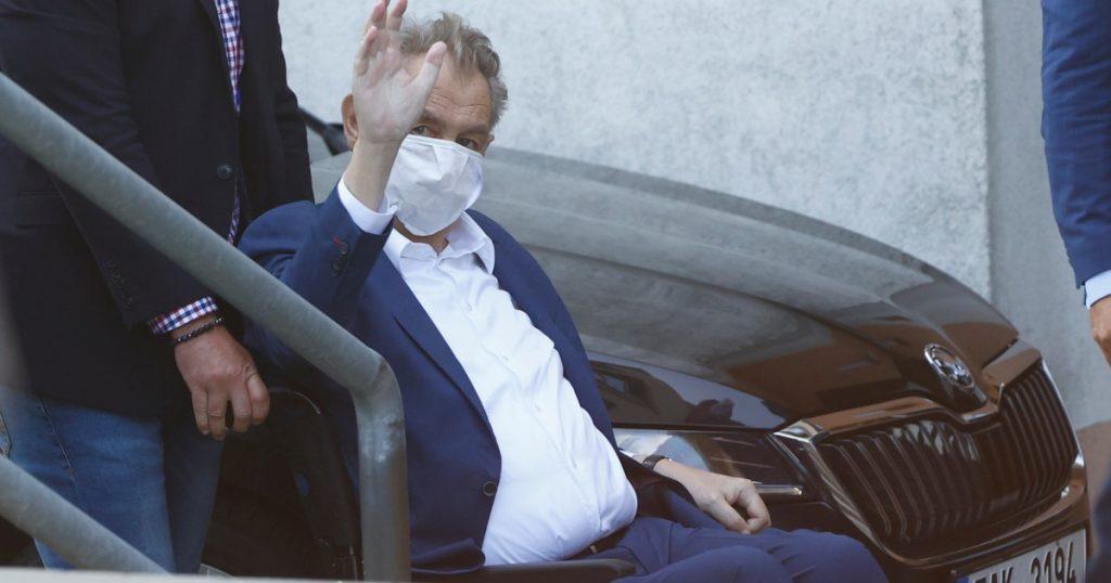 Consilierii președintelui Cehiei ar fi știut cât de bolnav e acesta, dar nu au spus nimic. Poliția a deschis o anchetă
